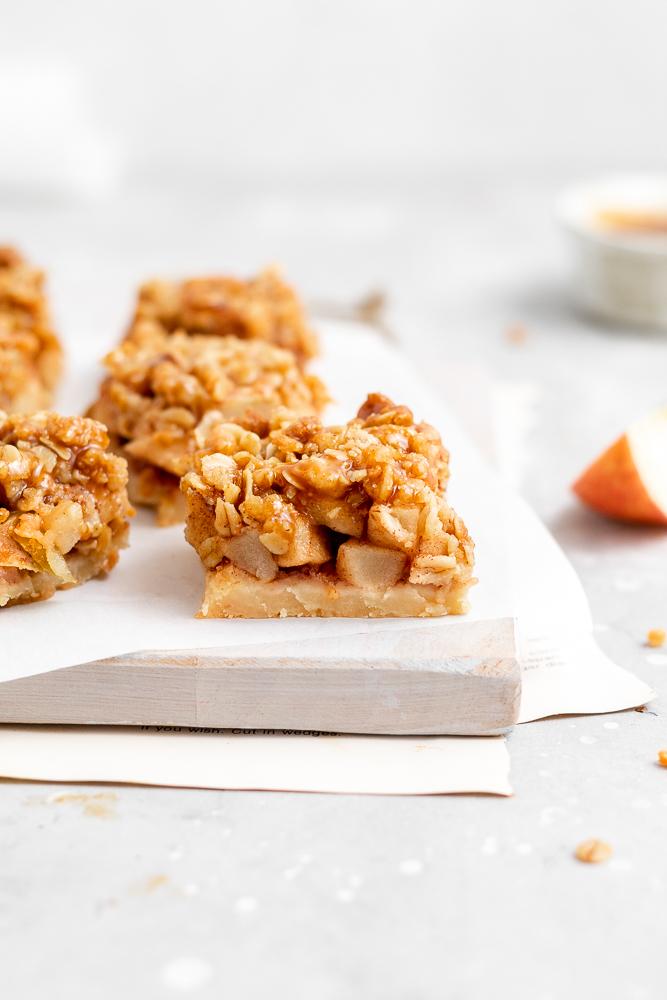 Easy fall dessert bars